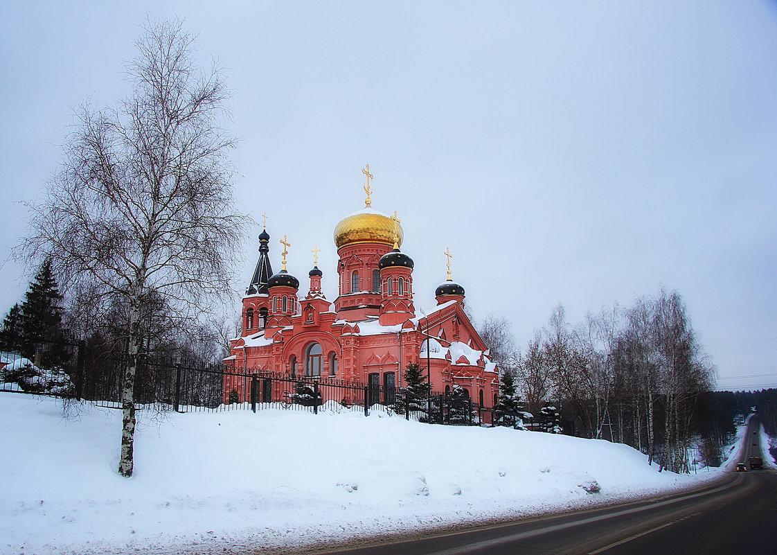 Церковь Илии Пророка - Марина Назарова