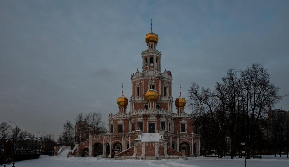 Покрова Пресвятой Богородицы Филях (XVII - XX век) - Светлана .