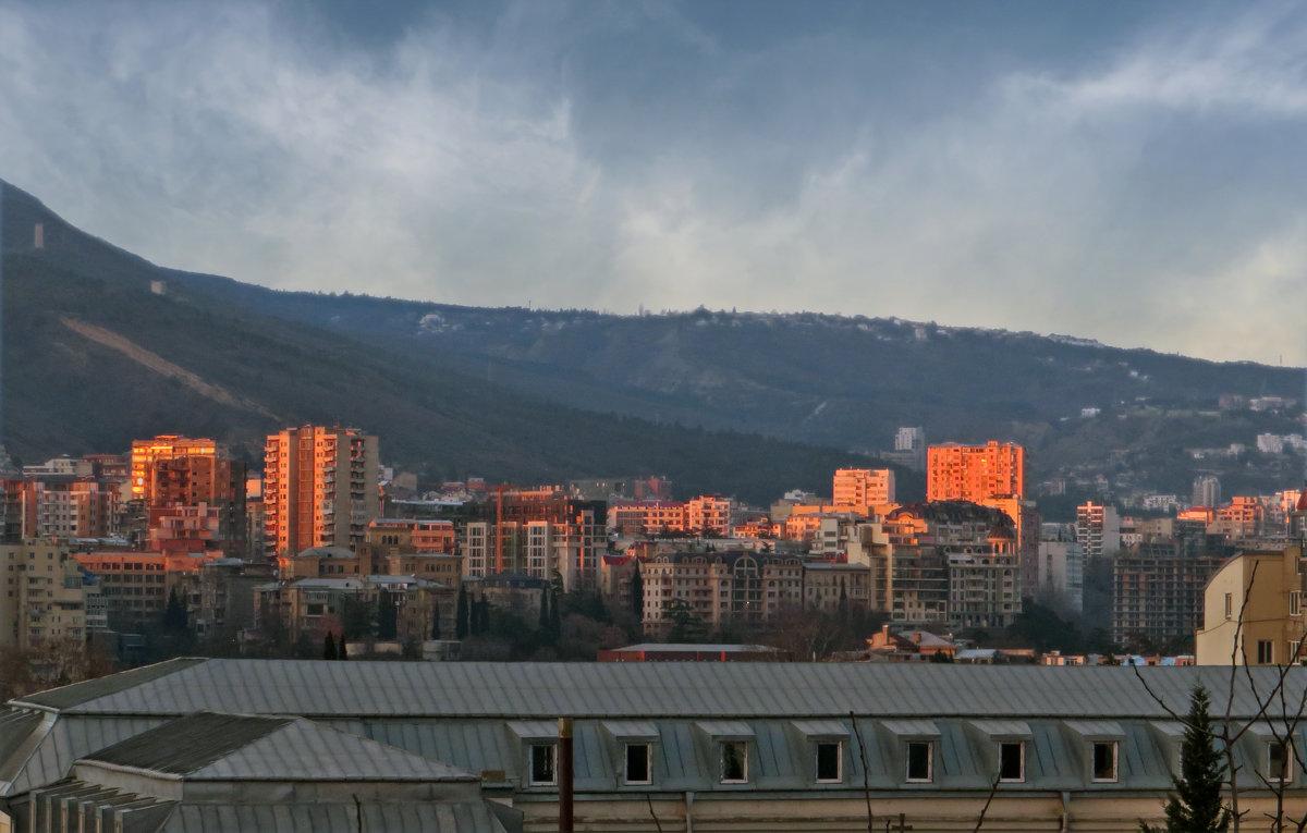 Вид с балкона - Наталья (D.Nat@lia)