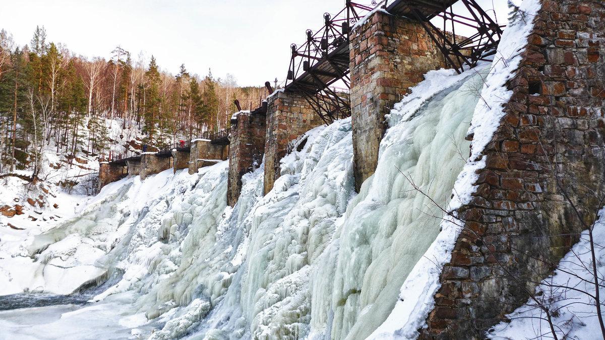Порожская ГЭС - Стил Франс