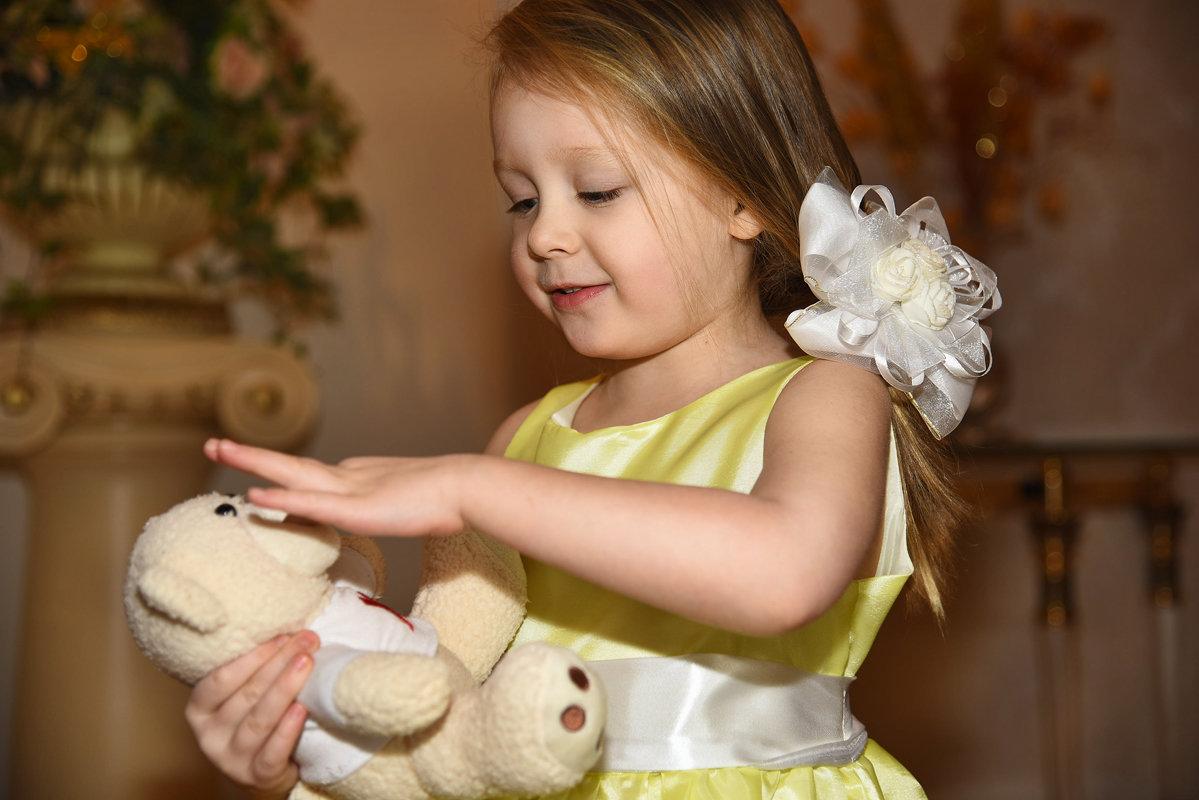 Маленькая принцесса - Татьяна Сафронова