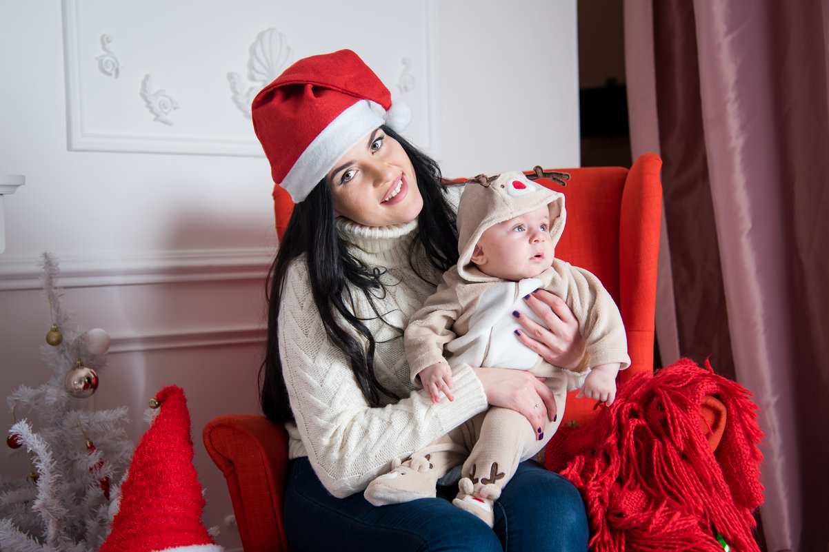 Новый год - Анастасия Махова