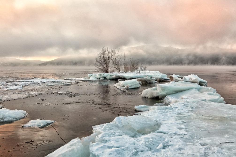 Вода и лед - Карен Мкртчян