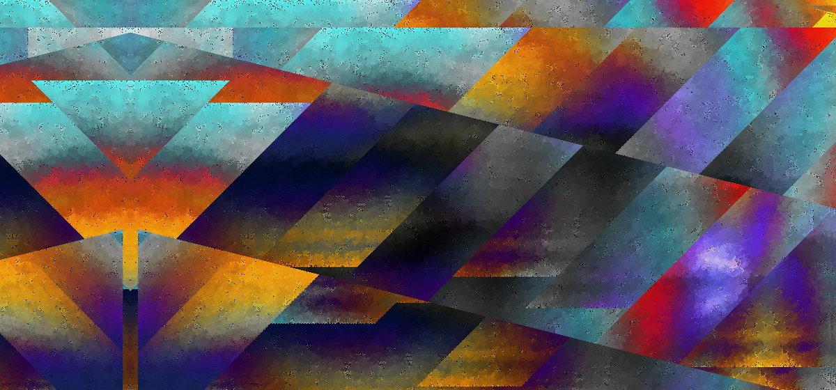 Suprematist composition_V - Victor Vinocurov