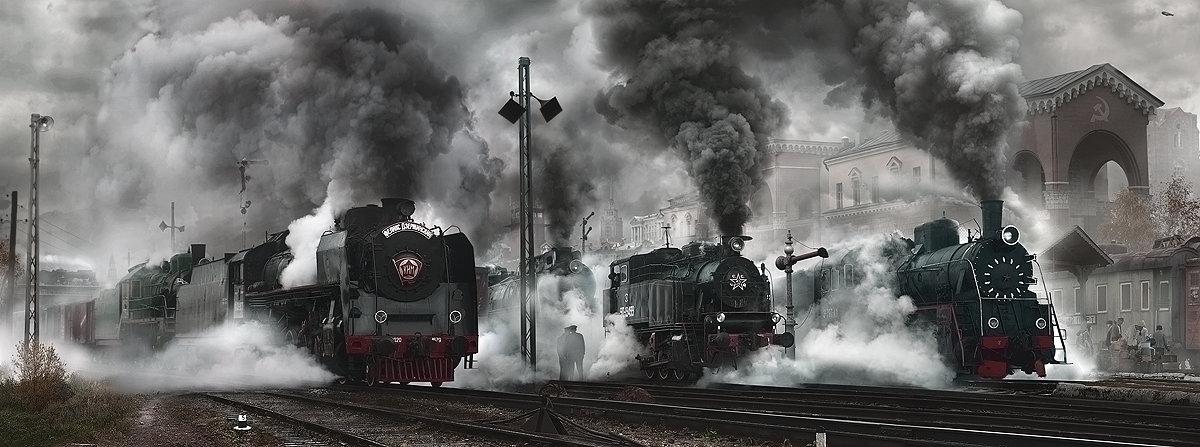 9П (промышленный) - Борис Соломатин