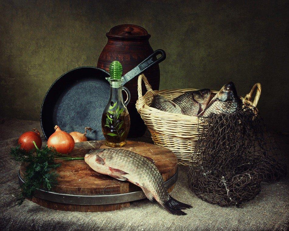 Рыбный день - Ирина Приходько