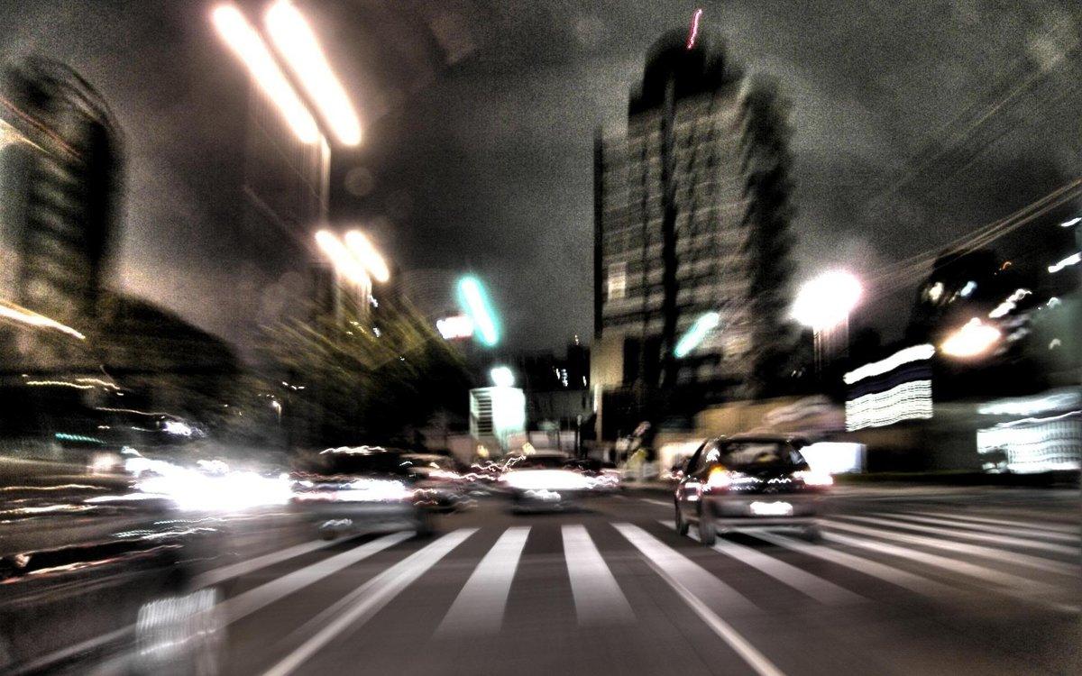 Ночной город - Александр Тарасенко