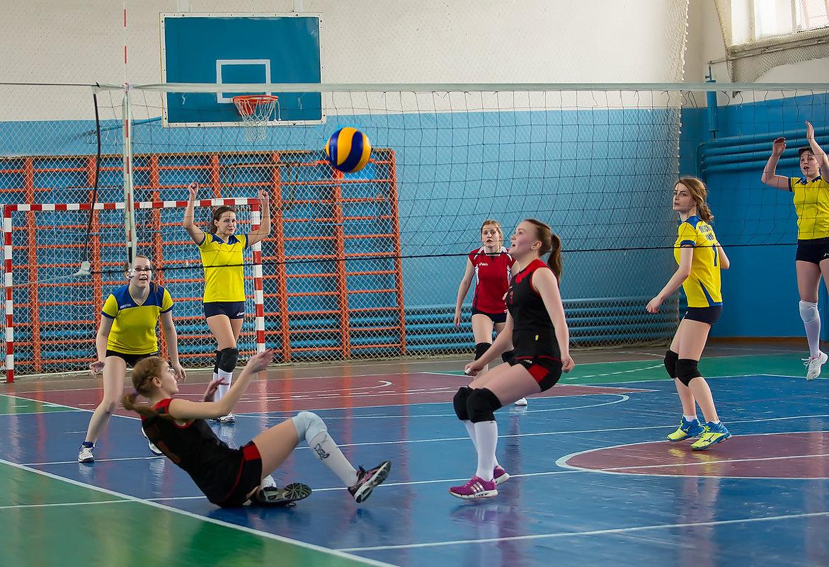 Волейбол 8 - Валентин Кузьмин