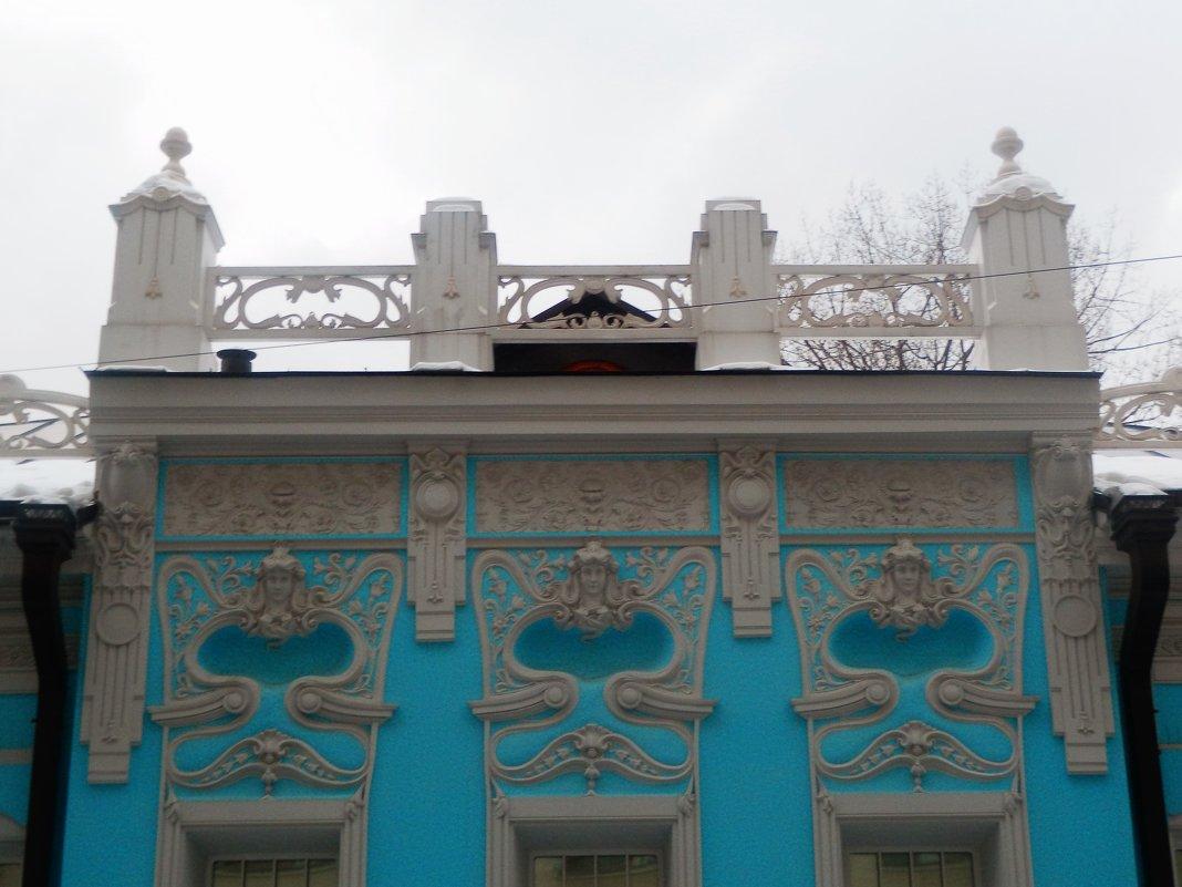 Арбат...где-то в переулке - Александра Полякова-Костова