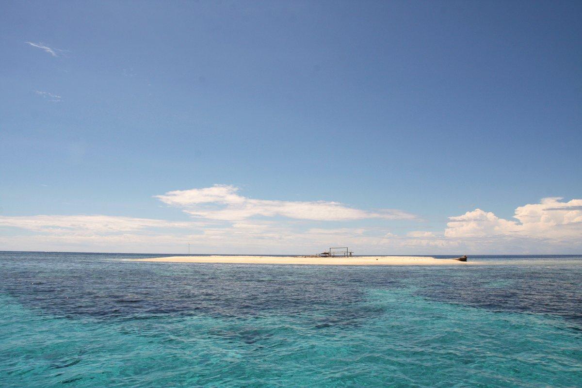 Песчаный остров.Папуа Новая Гвинея - Антонина