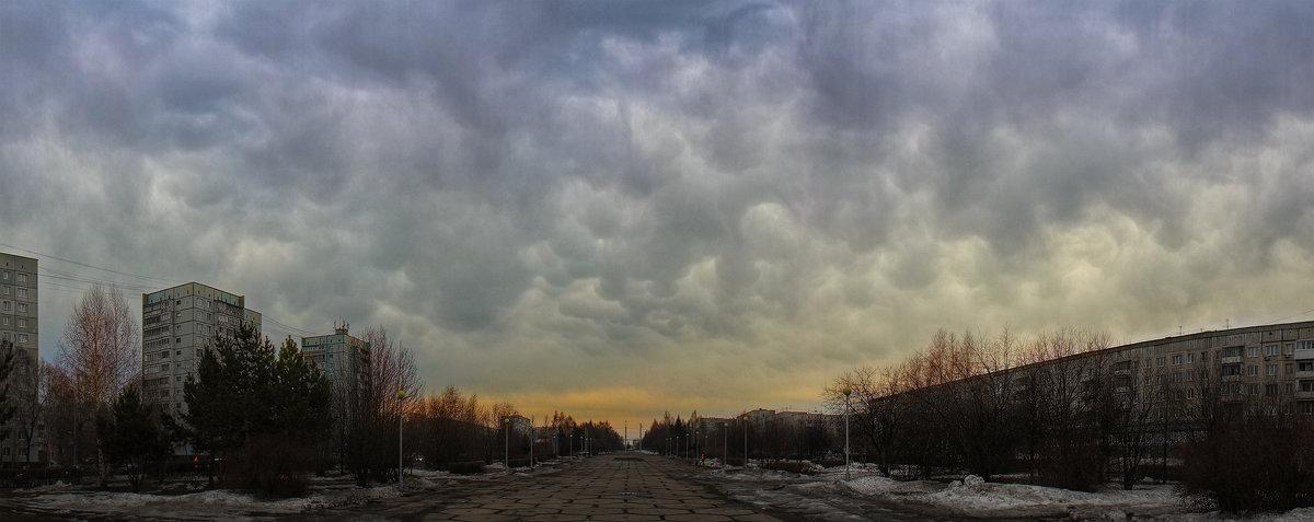 Кемерово, апрель - Edward Metlinov