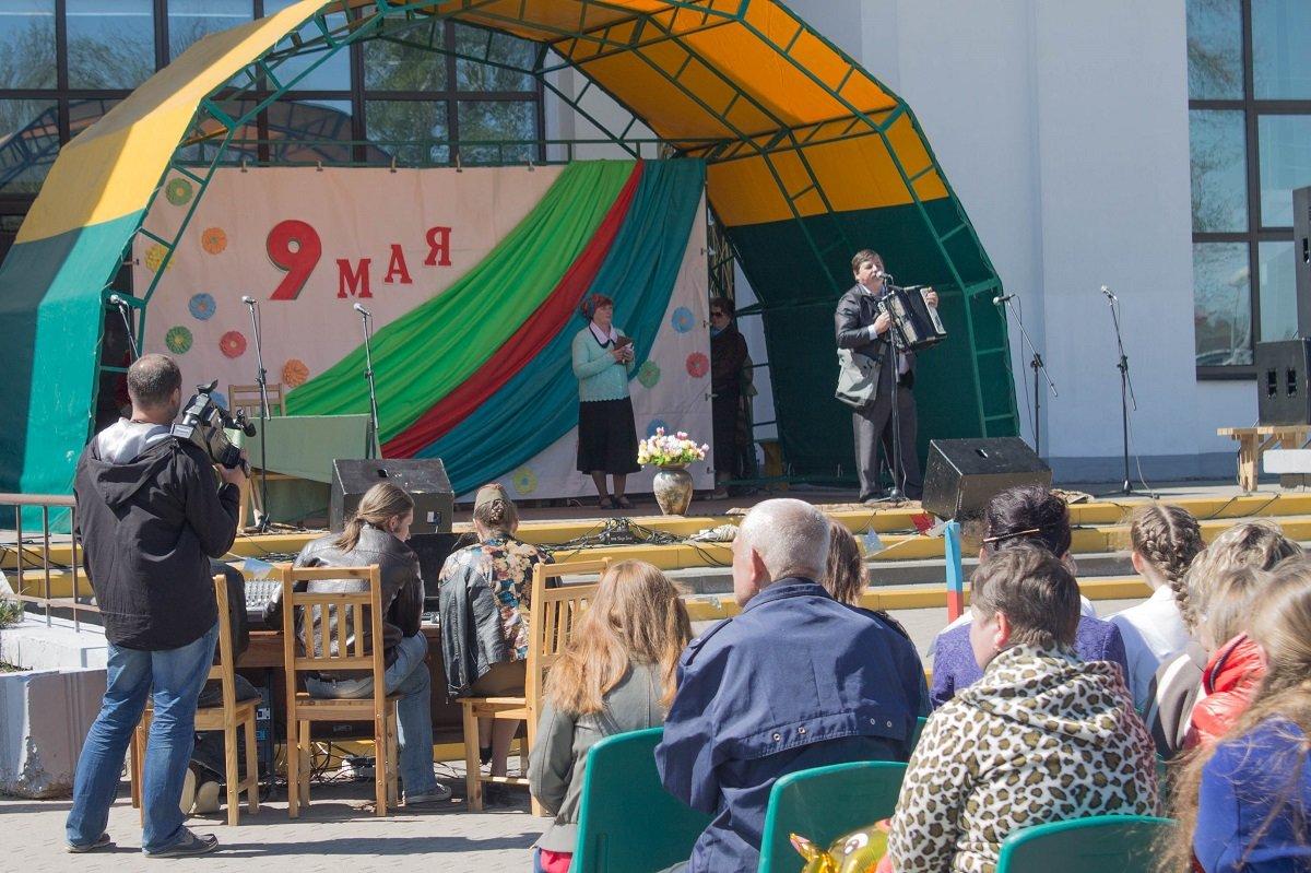 Праздничный концерт - Alena Cyargeenka