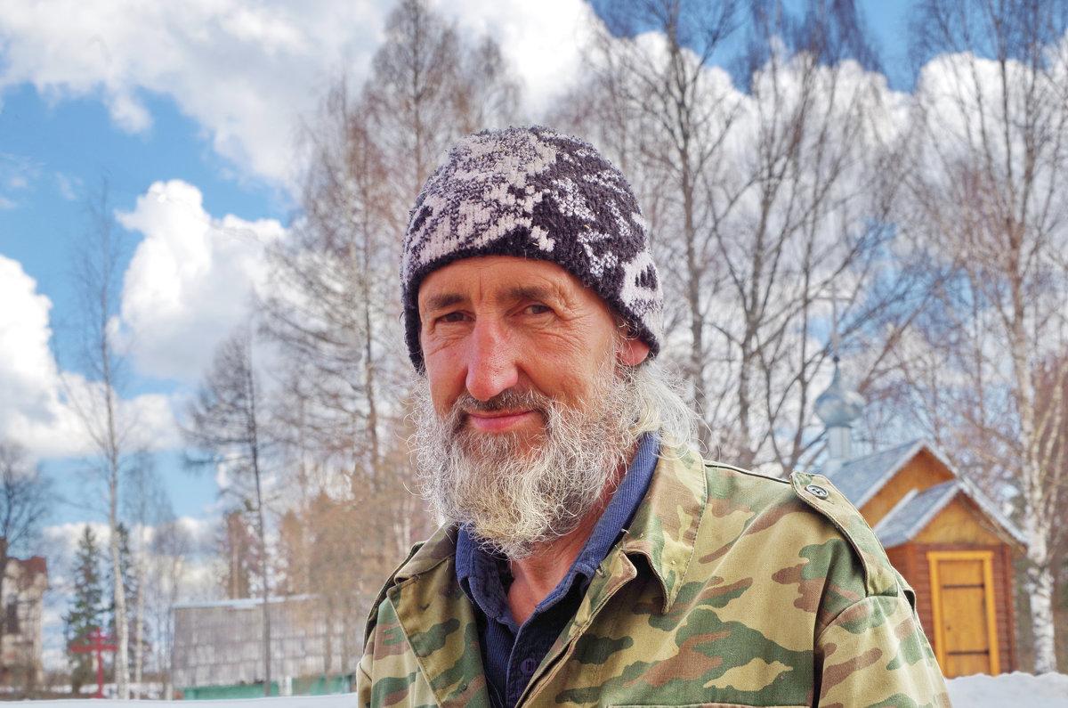 Служка при монастыре - Валерий Талашов