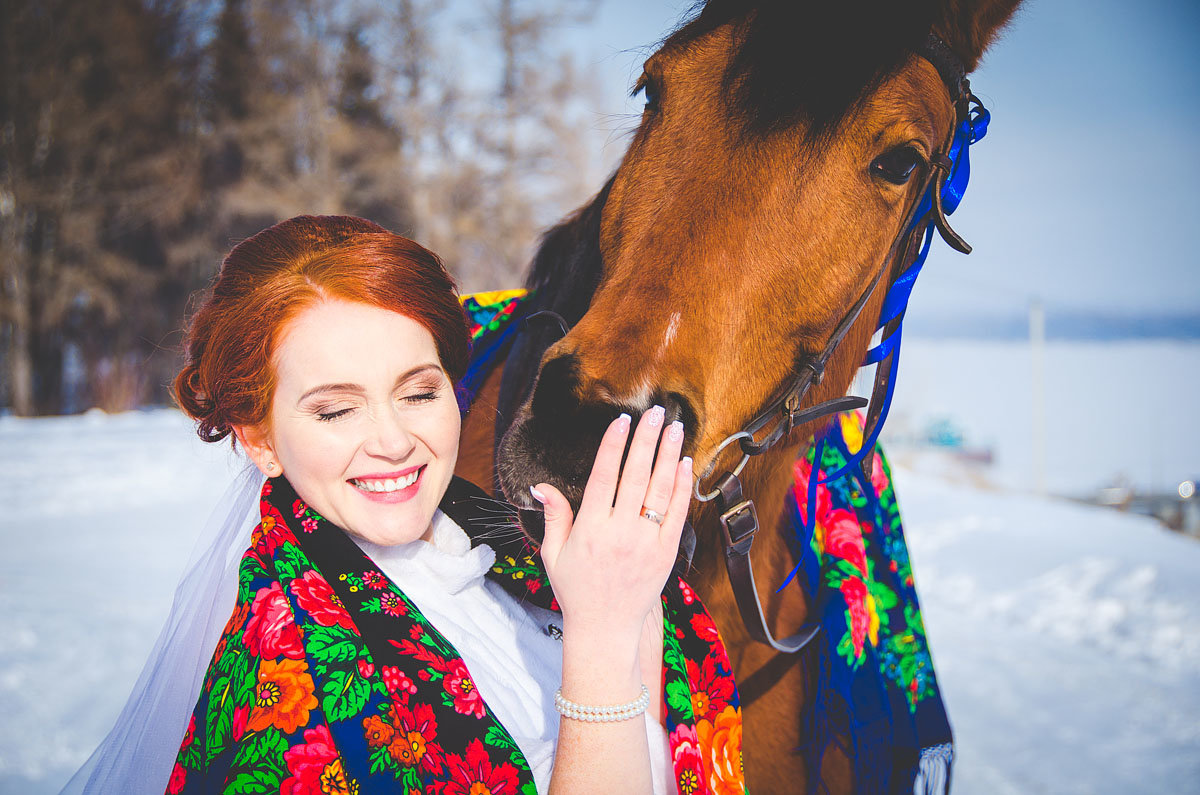 невеста Оленька - Ксения Цапко
