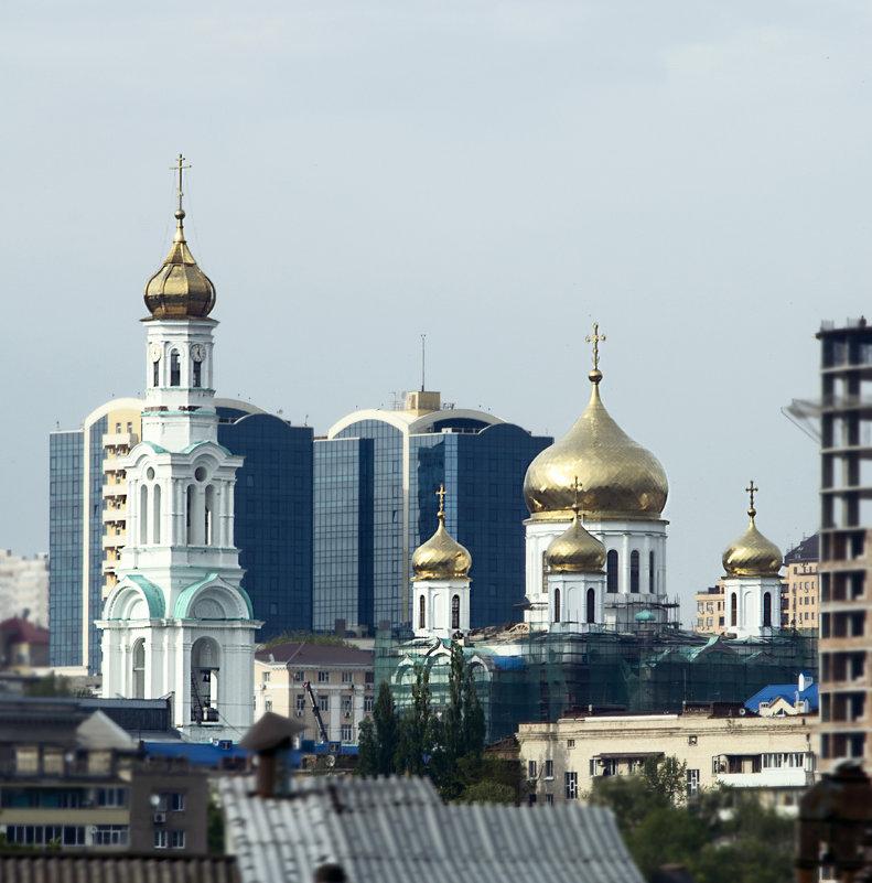противопоставление старого и нового - Ирина Сафонова