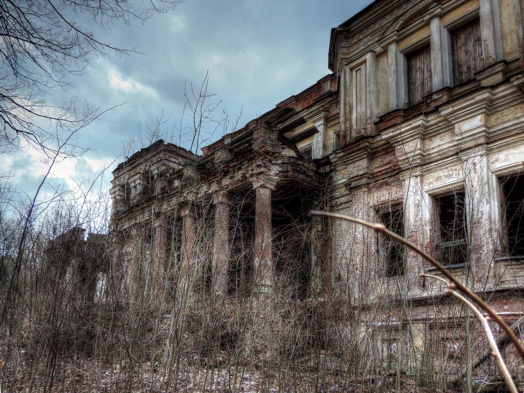 Усадьба в Павлищево - Александр Швецов