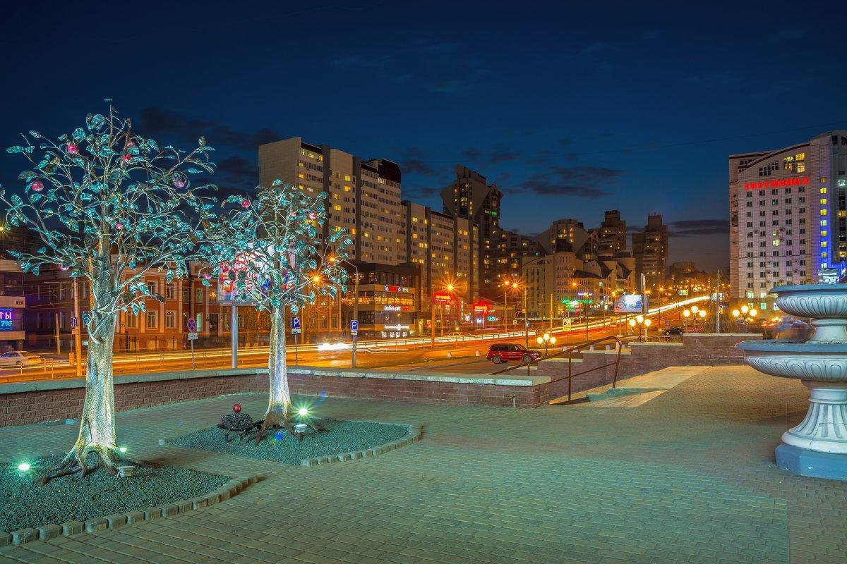 Вечерний город - Андрей Поляков