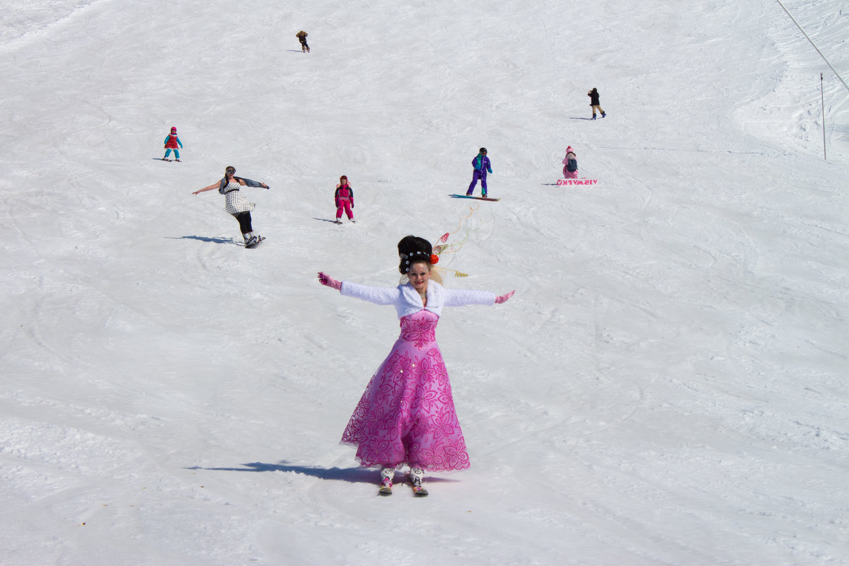 карнавал - Наталья Литвинчук