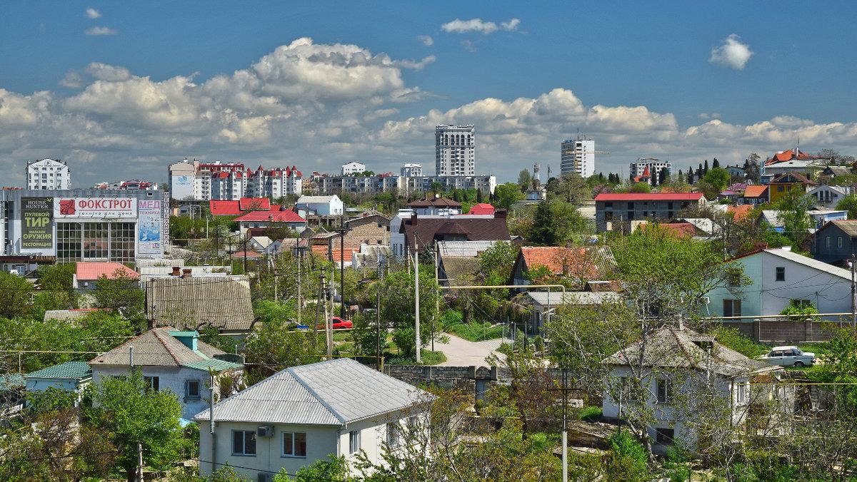 Апрель в Севастополе - Игорь Кузьмин