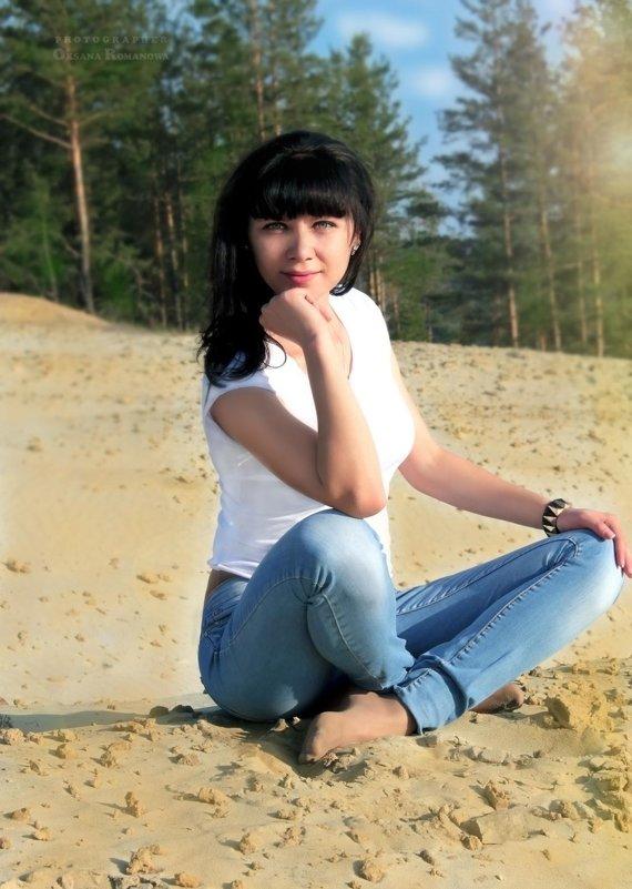 Осень - Оксана Романова