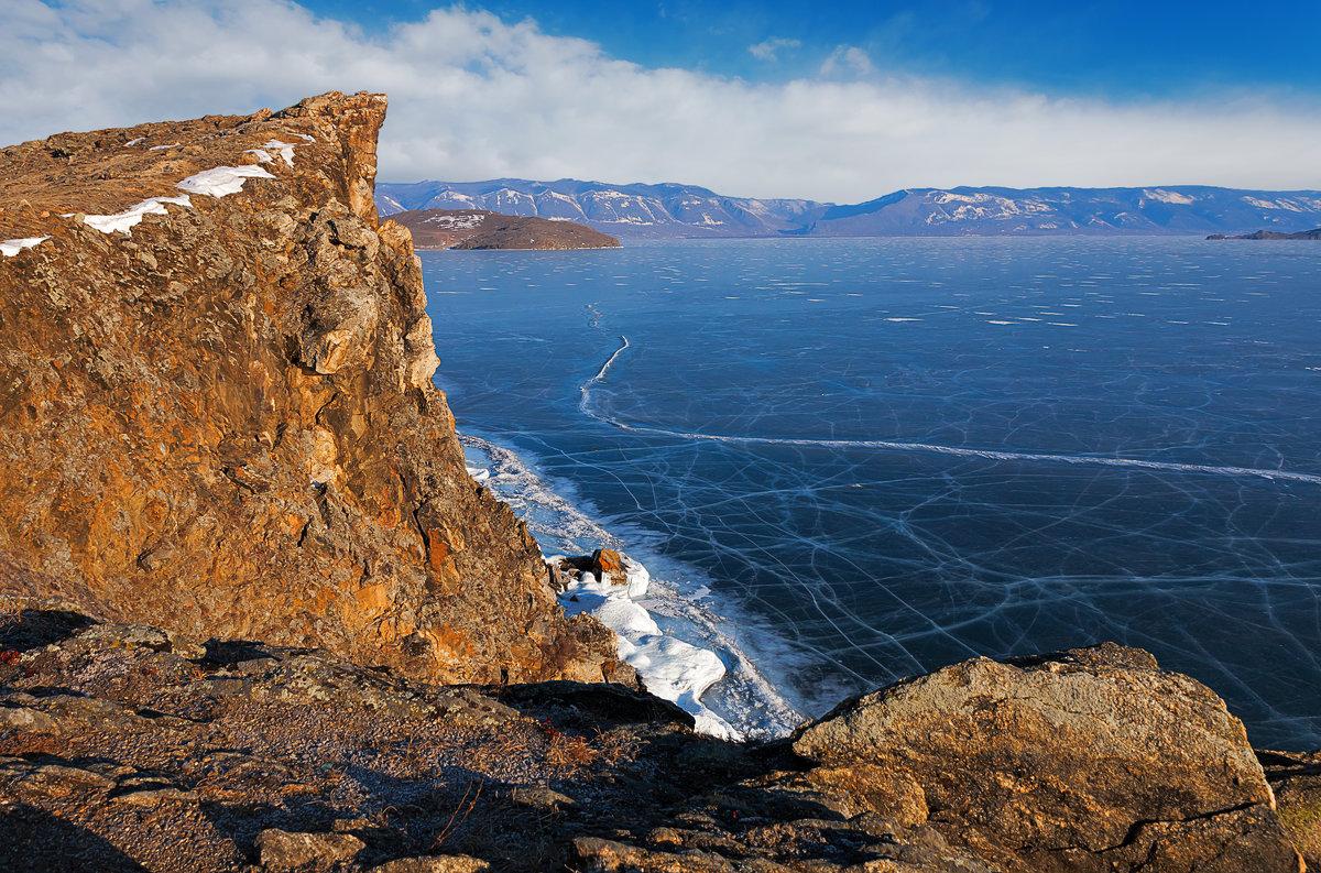 Лёд и скалы_3 - Анатолий Иргл