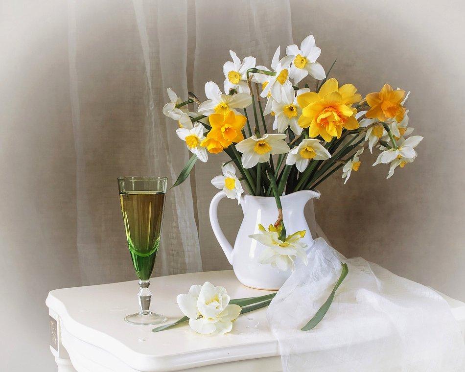Вино с ароматом нарциссов - Ирина Приходько