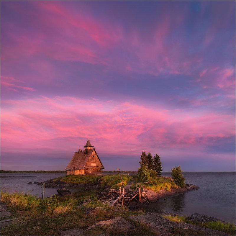 Вечер у Белого моря - Влад Соколовский