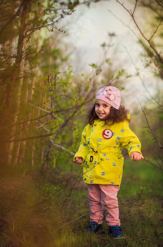 весення прогулка - Регина Троценко