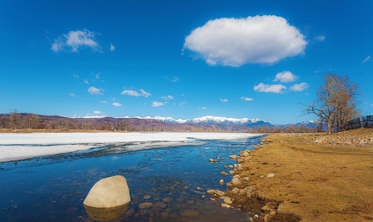 Река, небо, берега - Анатолий Иргл