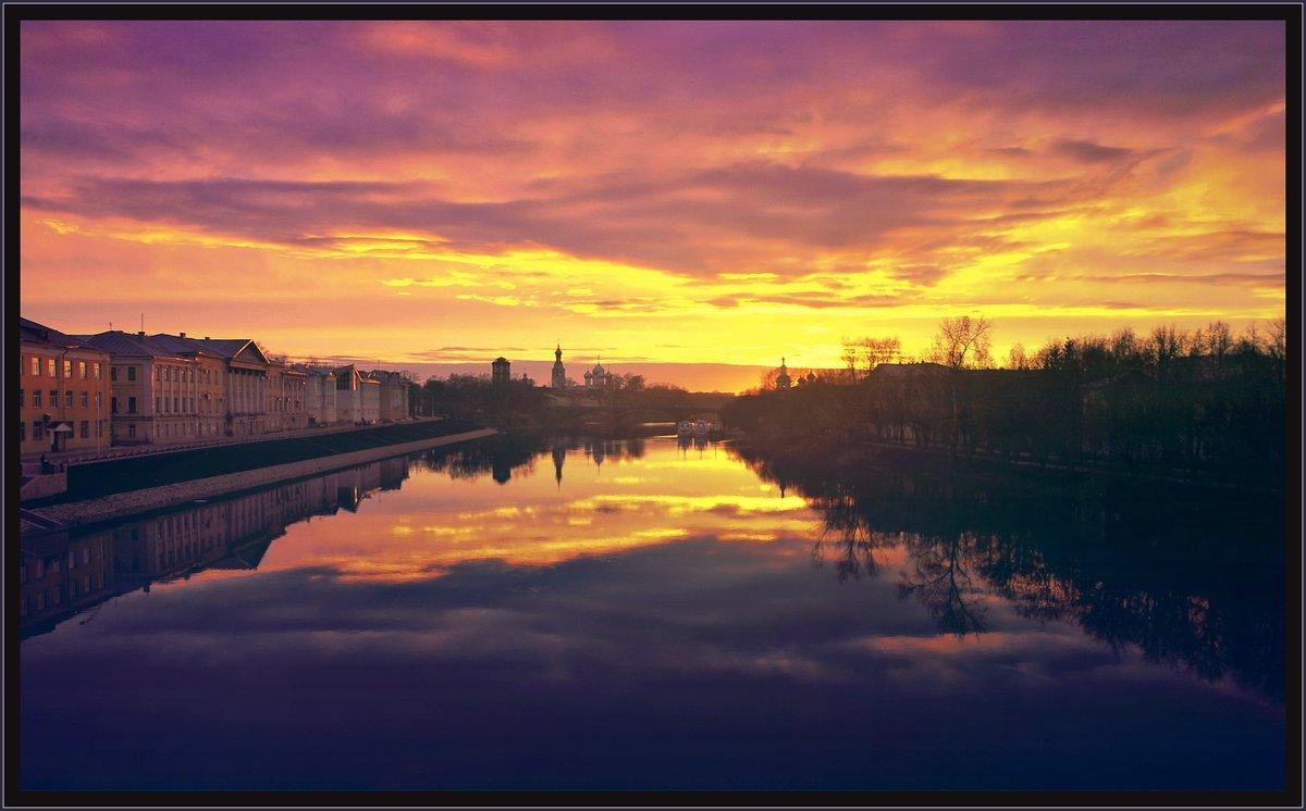 Золотой закат - Vadim WadimS67