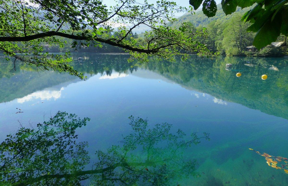 Голубые озёра. Кабардино-Балкария.. - Alexey YakovLev