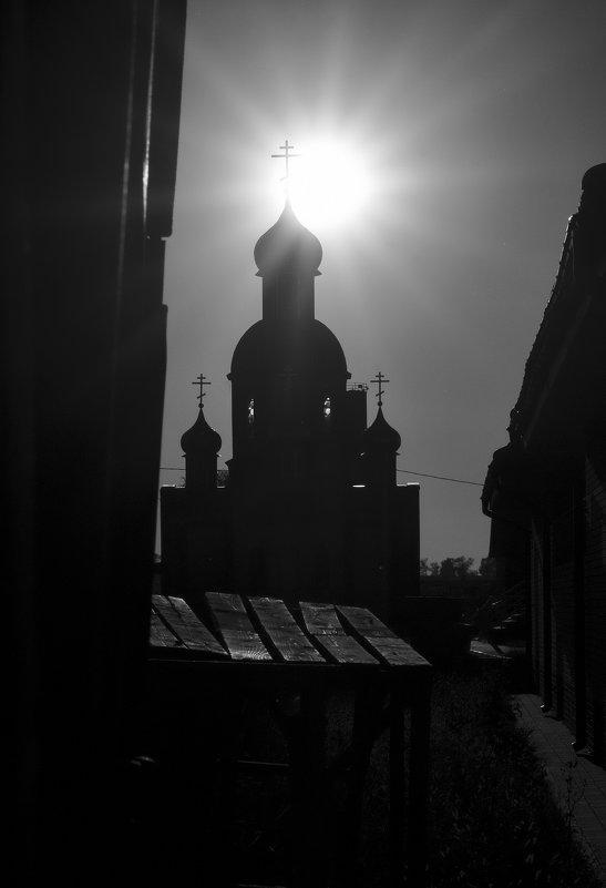 ...новый храм... - Ольга Нарышкова