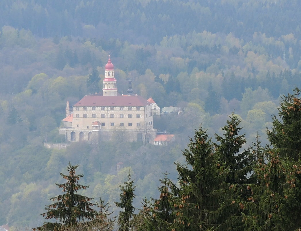 замок в Находе ( Чехия) - tamara *****