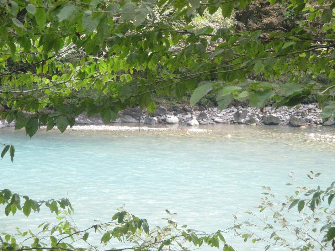 Голубая река - Дарья