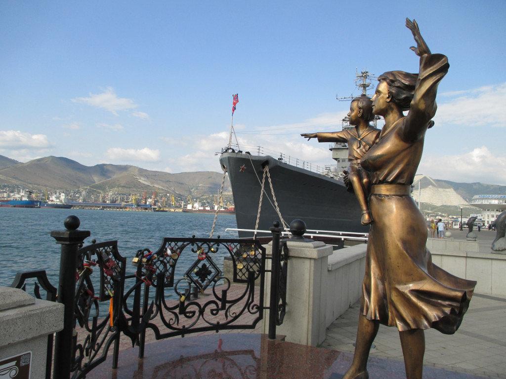 Встречая корабли - Дарья