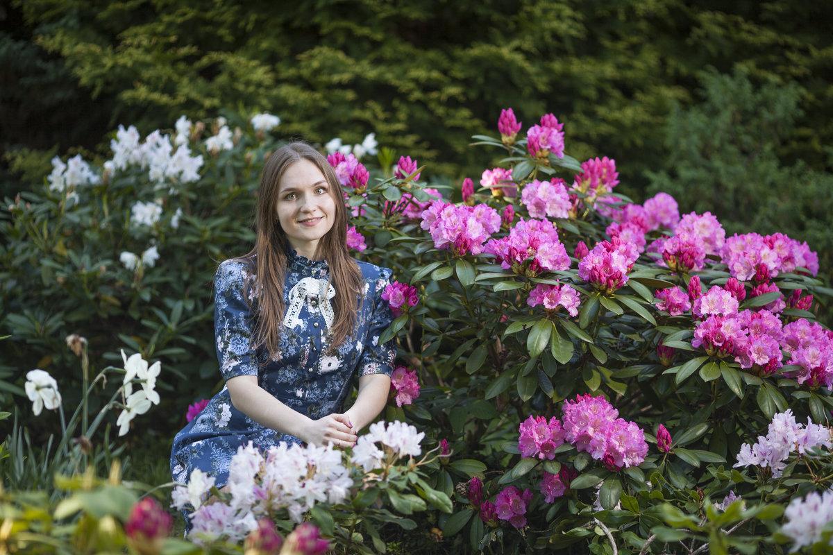 Александра, Май 2015, Ботанический сад, Калининград - Екатерина Калашникова