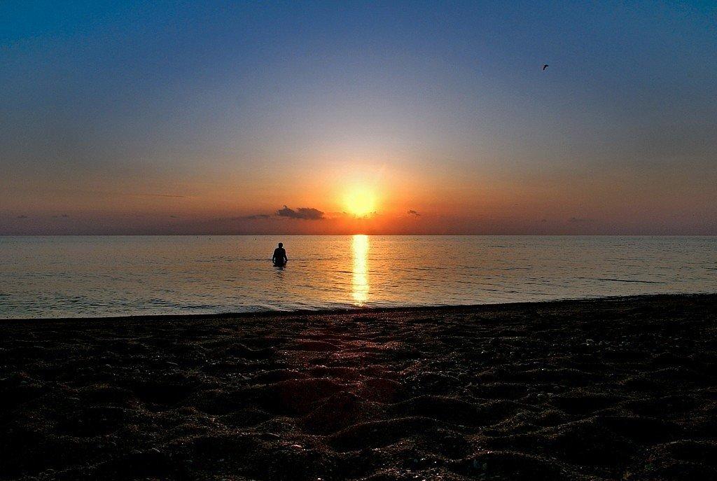 Старик и море... - владимир