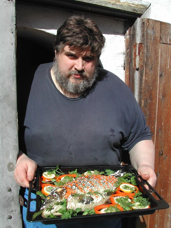 рыбу заказывали? - Михаил Зобов