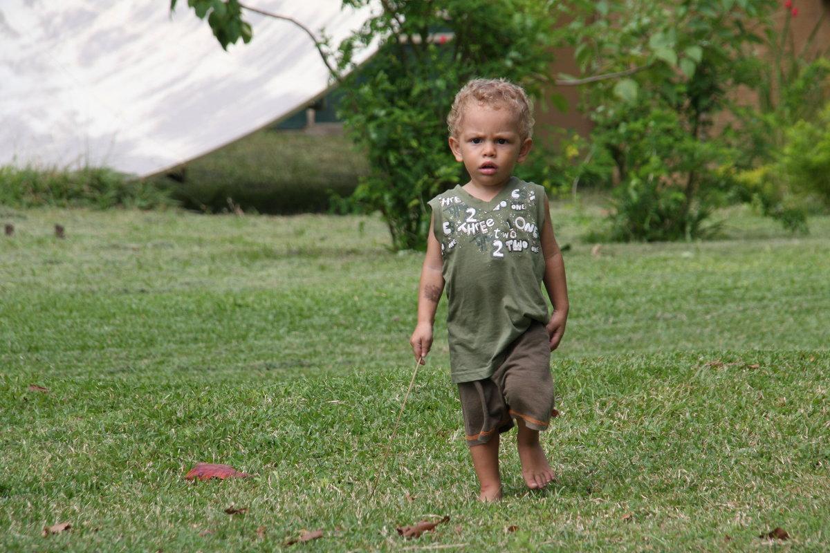 Малыш шагает по планете.Папуа Новая Гвинея - Антонина