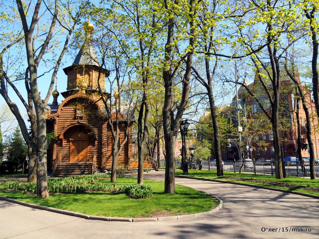весна в городе - Олег Лукьянов
