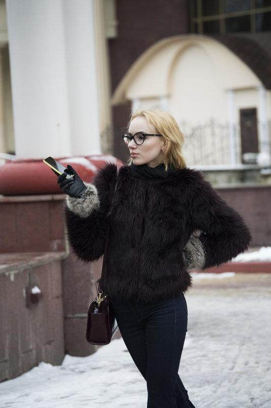 прогулка по городу - Вера Якунина