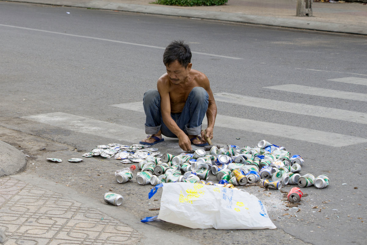 На улицах Нячанга - Виктор Куприянов