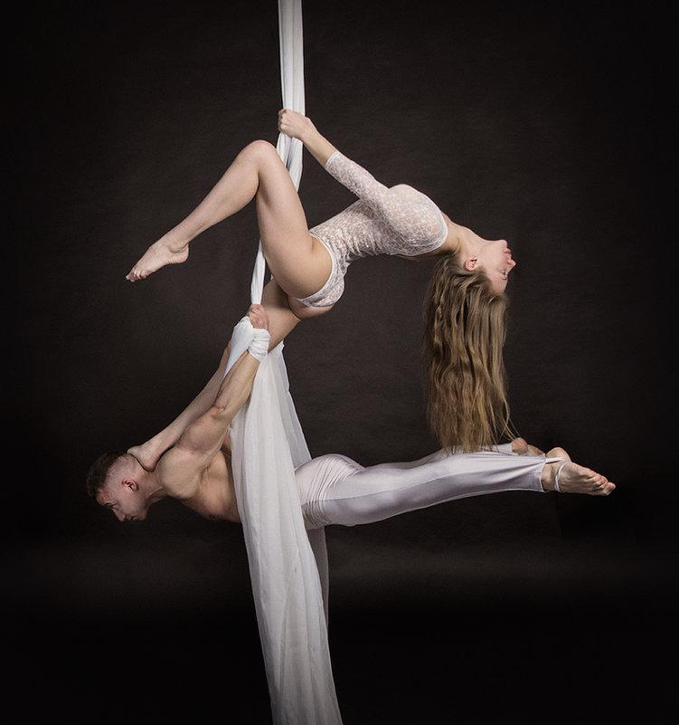 Воздушная гимнастика - Vladimir Sagadeev