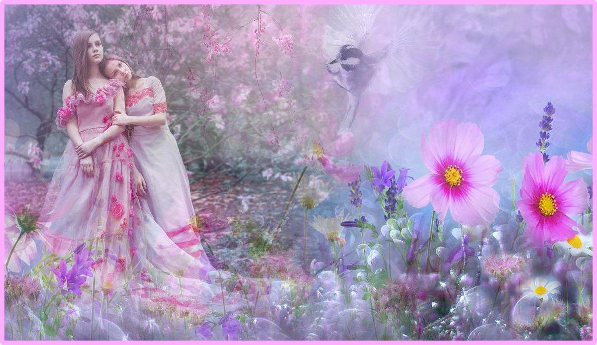 «Весна у каждого своя ...» - vitalsi Зайцев
