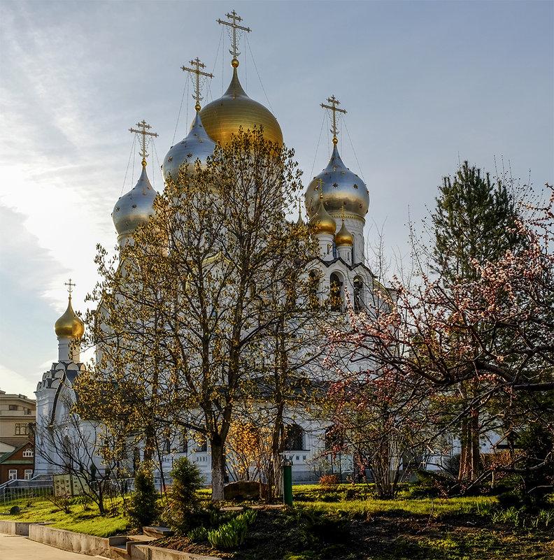 Зачатьевский монастырь - Наталья Рыжкова