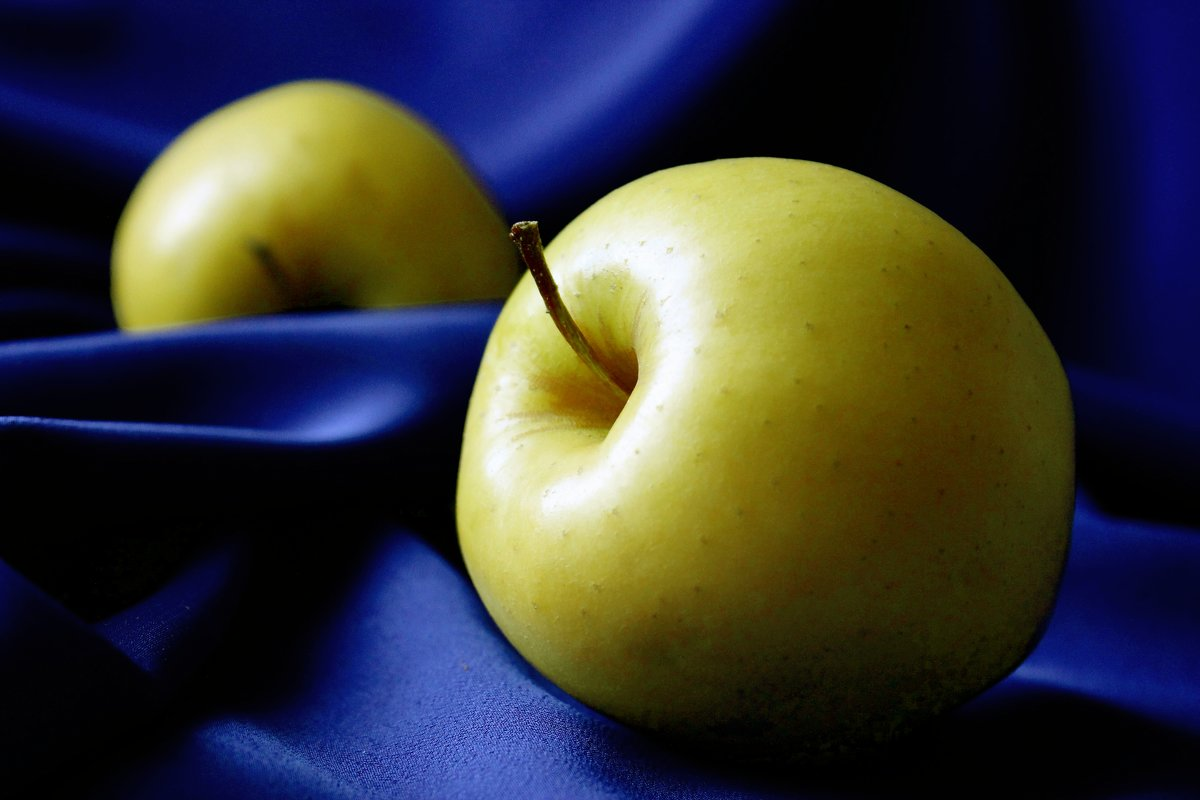 Яблоки голден - Avada Kedavra!
