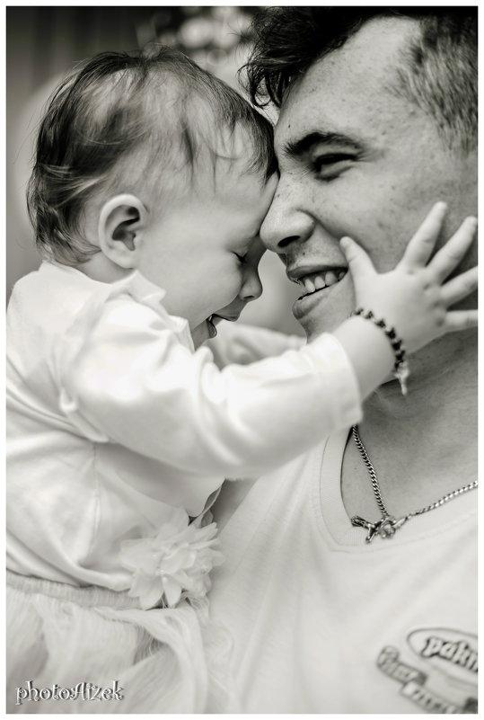 Отец и дочь! - Aizek Kaniyazoff