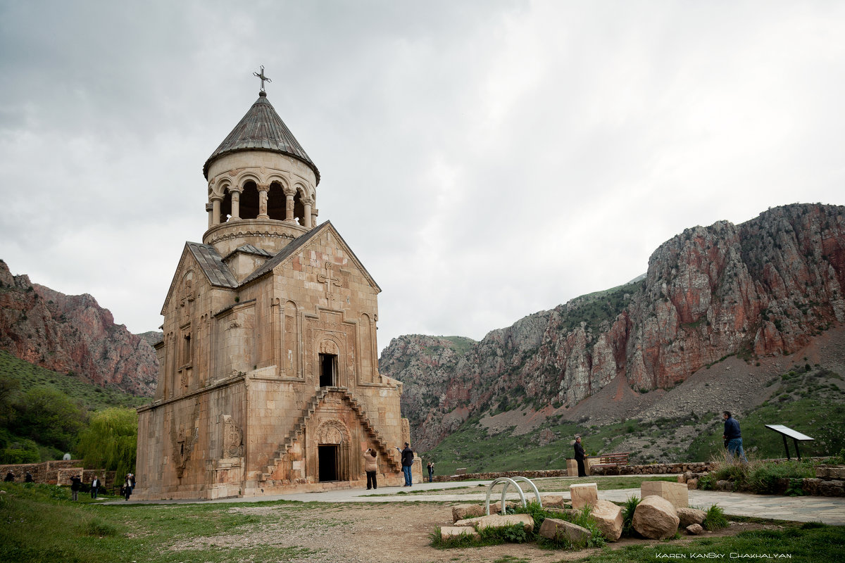 Нораванк / Армения - KanSky - Карен Чахалян