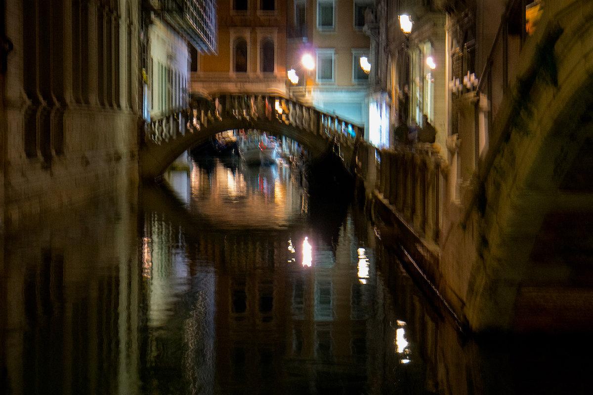 Ночь в Венеции - Leonid Volodko