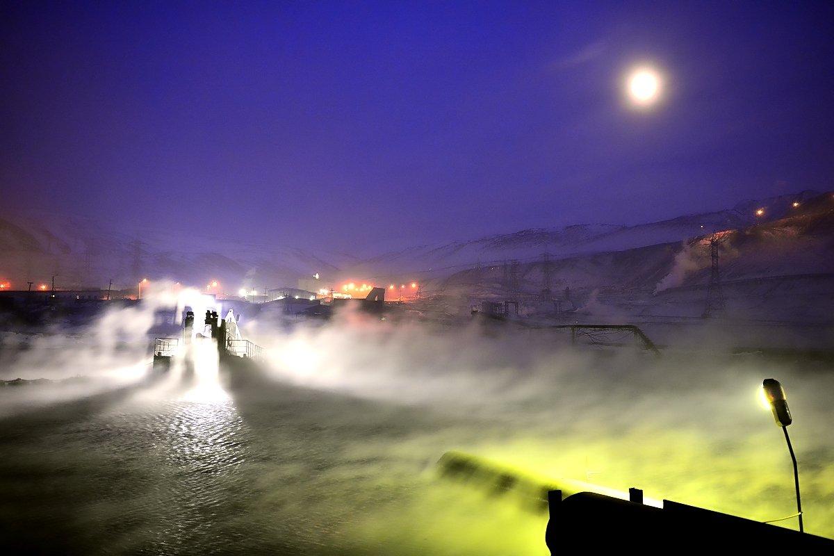 В тумане... - Витас Бенета